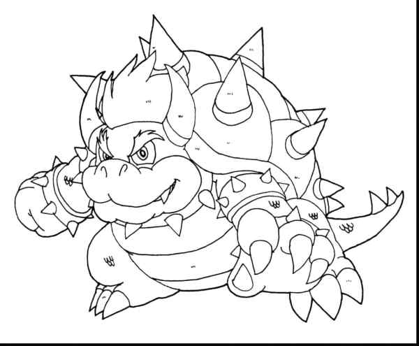mario coloring pages online # 54
