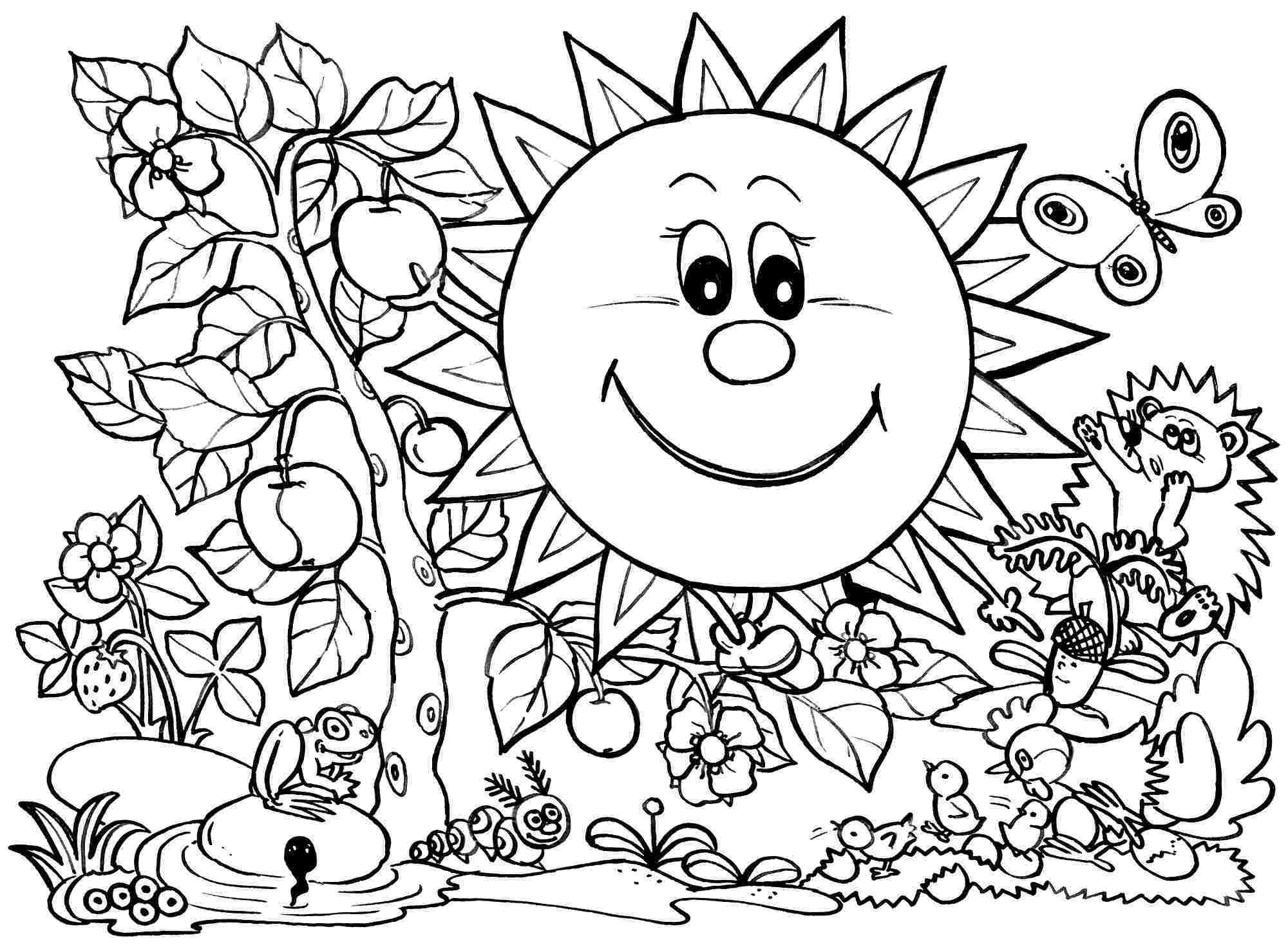 Mindfulness Coloring Pages At Getdrawings