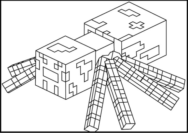 Imagenes De Minecraft Para Colorear Herobrine