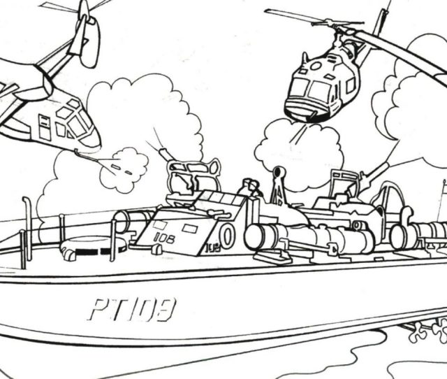 Motor Boat Coloring Pages At Getdrawings Free Download