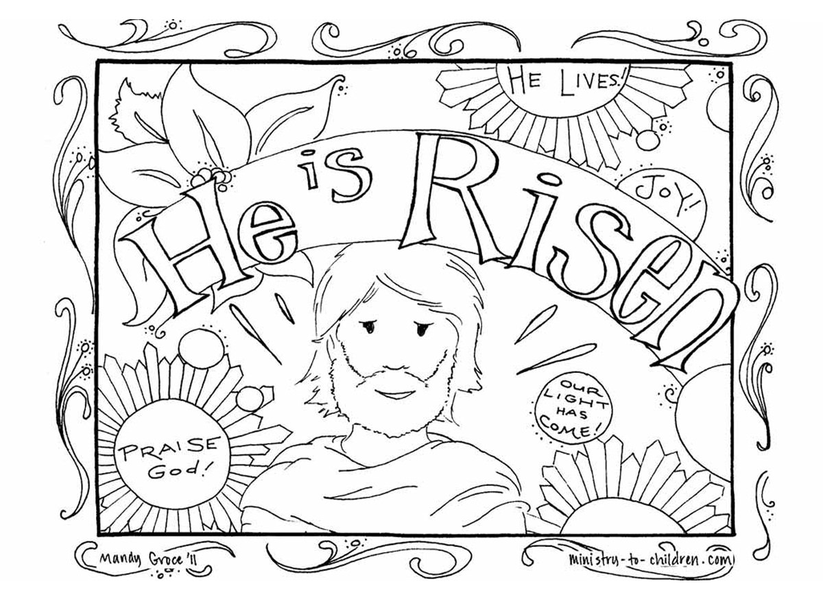 Palm Sunday Coloring Pages | Sunday school coloring pages, Sunday ... | 877x1200
