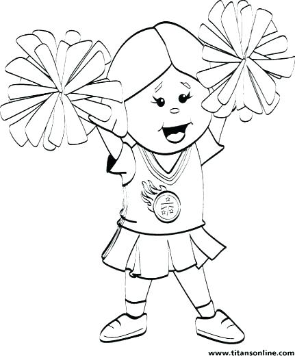 31 Pom Pom Coloring Pages