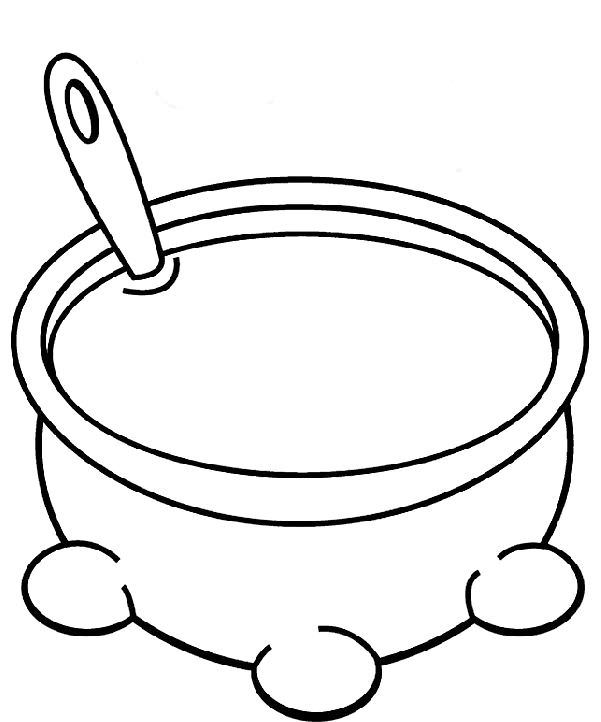 The best free Stew coloring page images. Download from 11