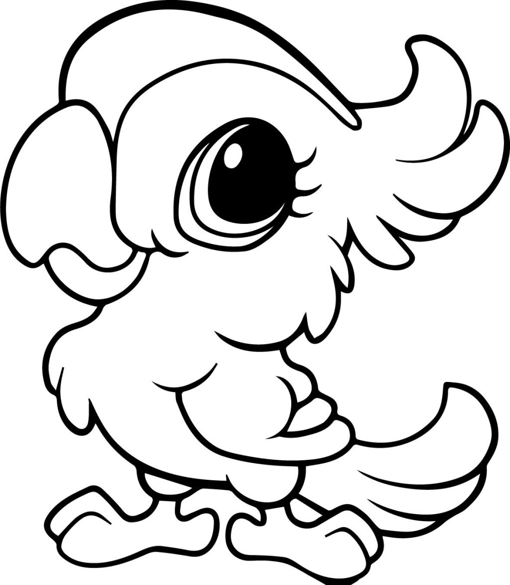 Printable Coloring Pages For Kids At Getdrawings