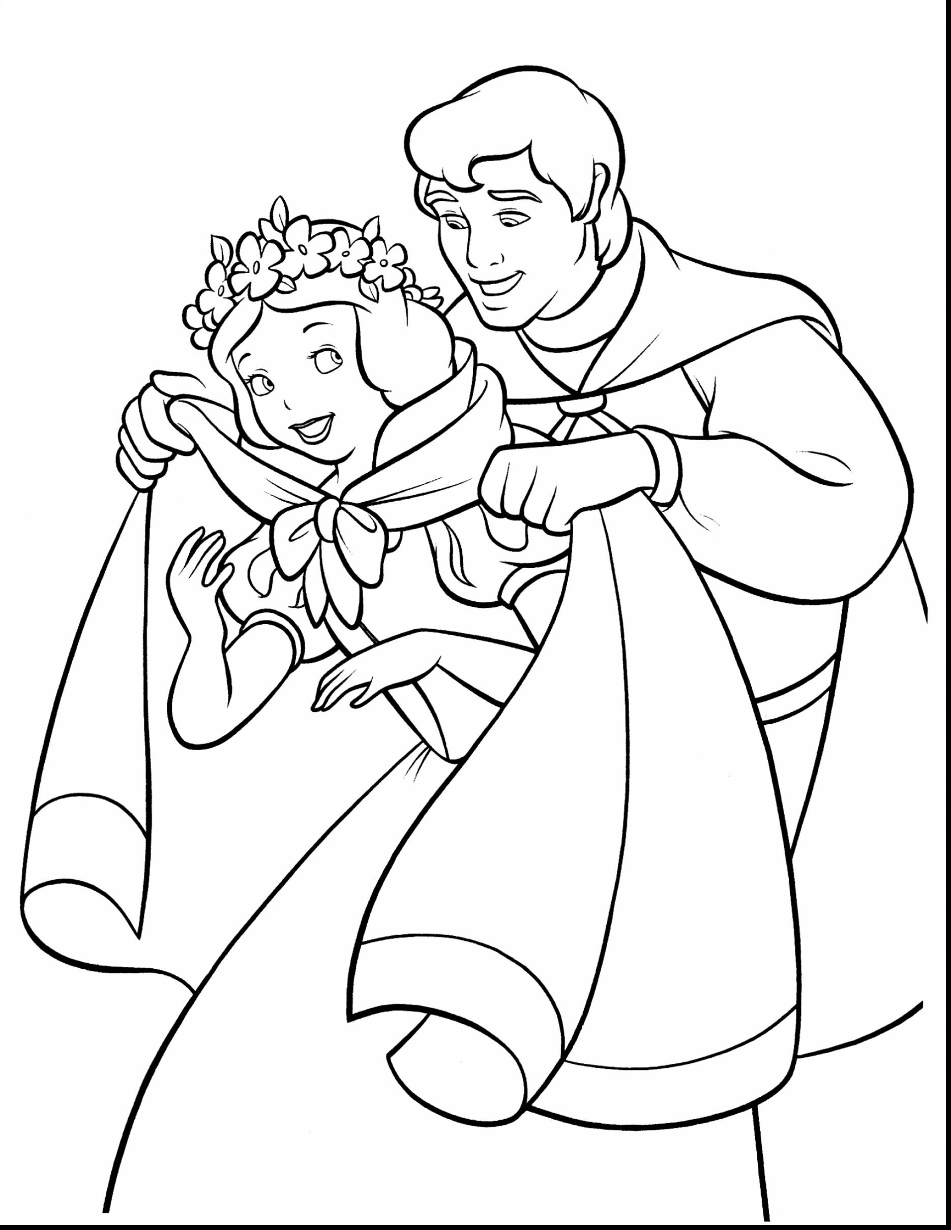 Rapunzel And Pascal Coloring Pages At Getdrawings
