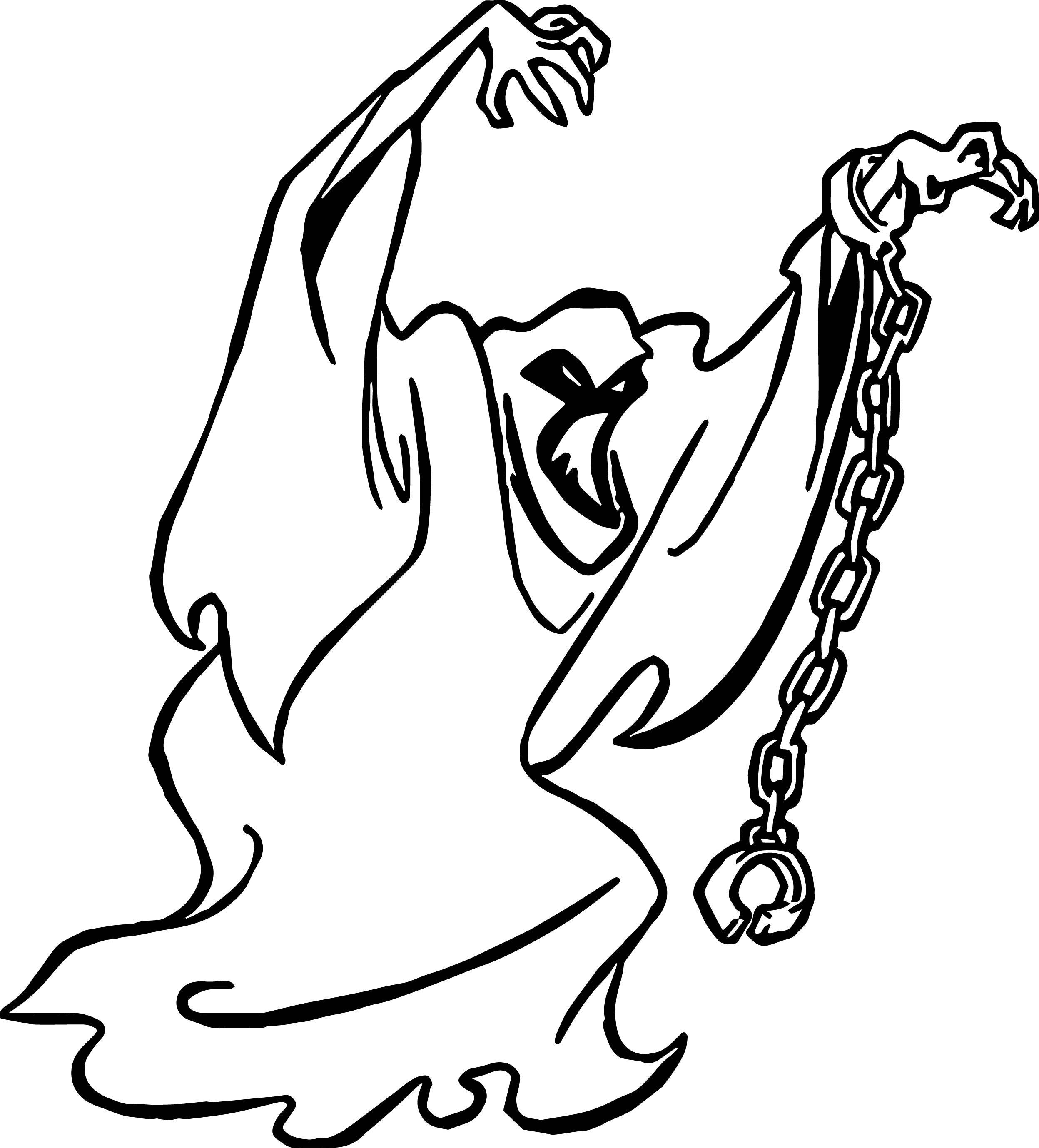 Scooby Doo Monster Coloring Pages At Getdrawings
