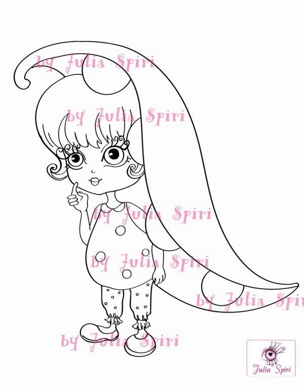 sweet pea coloring pages # 51