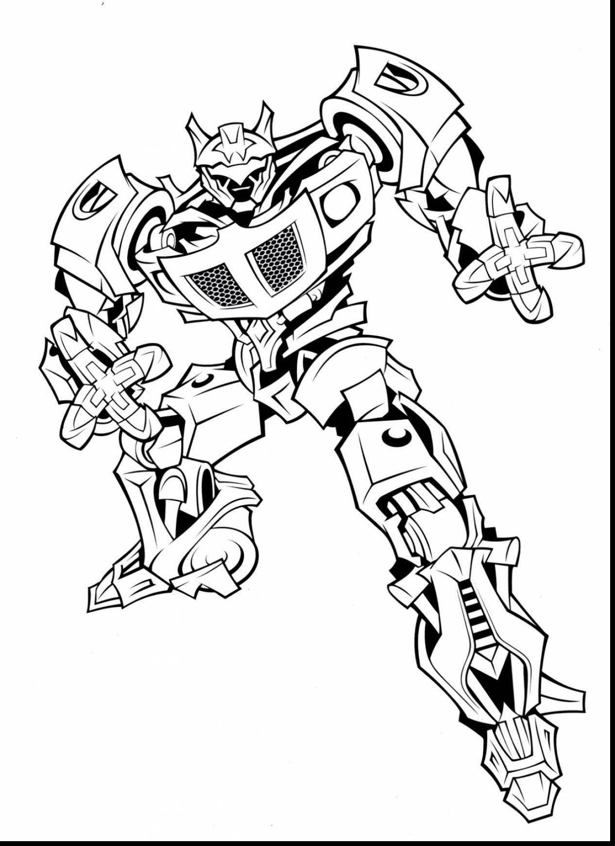 Transformers Coloring Pages Free Printable At Getdrawings