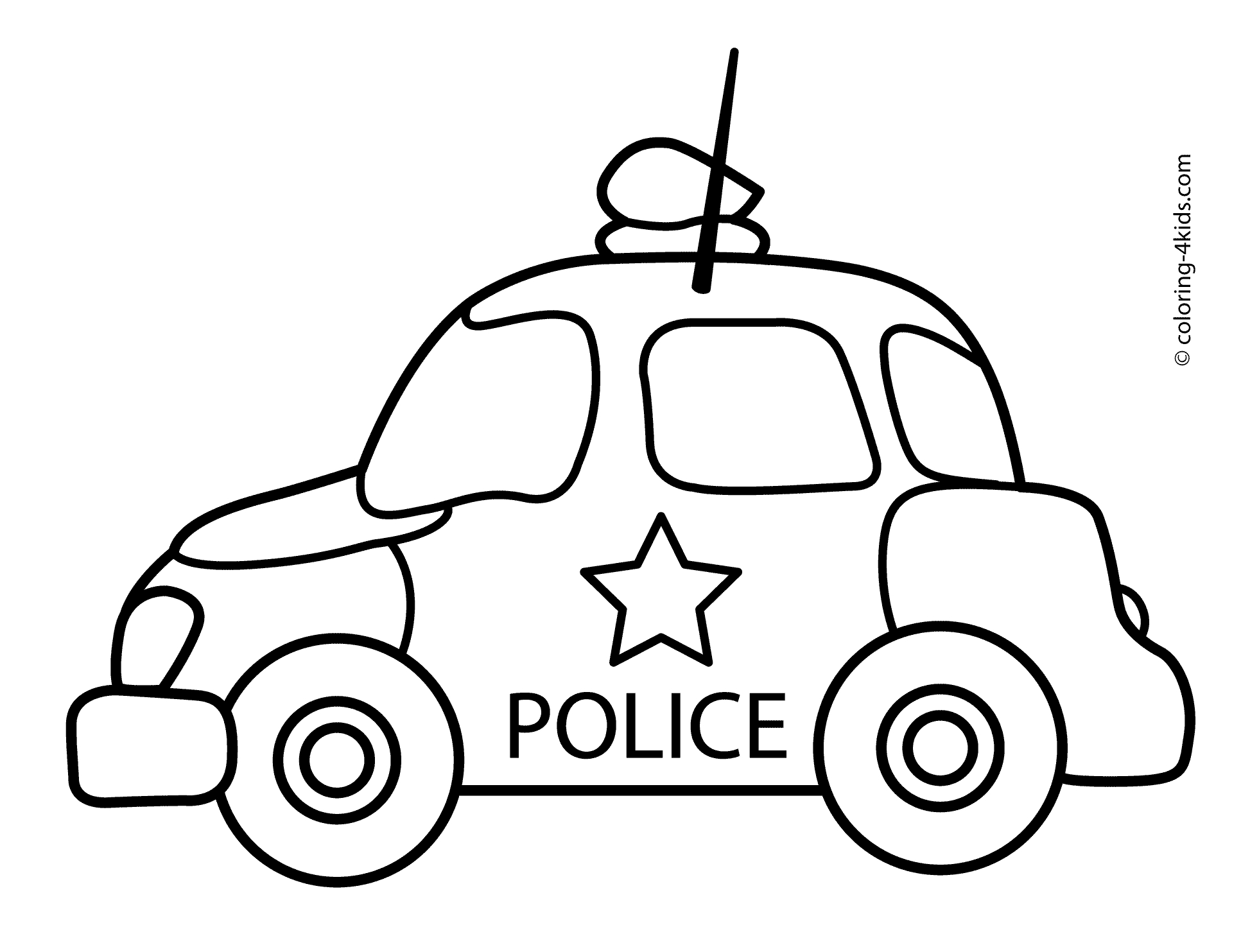 Transportation Coloring Pages For Preschool At Getdrawings