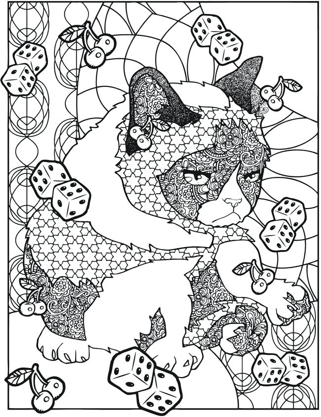 The best free Grumpy coloring page images. Download from