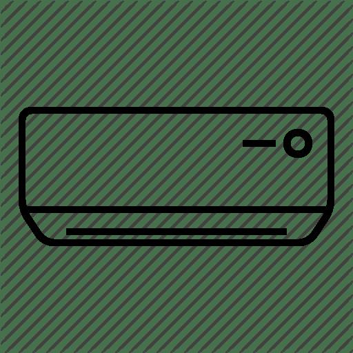 aircon icon at getdrawings
