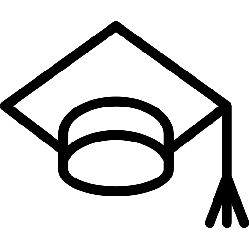 Graduation Cap Icon Png at GetDrawings.com Free Graduation