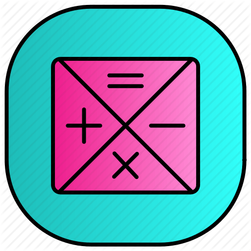 android calculator icon at