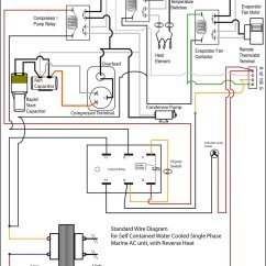 Hvac Wiring Diagram Thermostat 99 F250 Trailer Brake Air Conditioning All Data Conditioner Electrical Today For