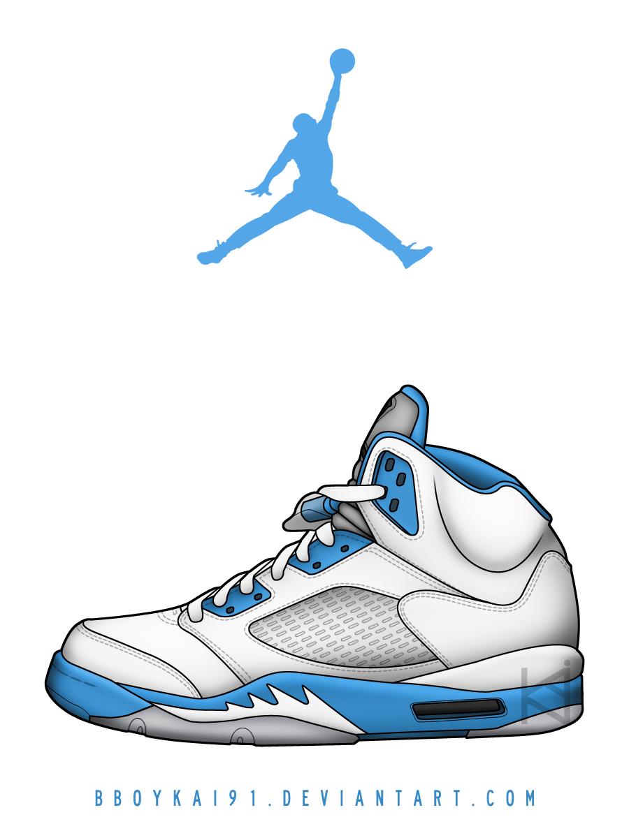 Drawing Jordans : drawing, jordans, Jordans, Drawing, GetDrawings, Download