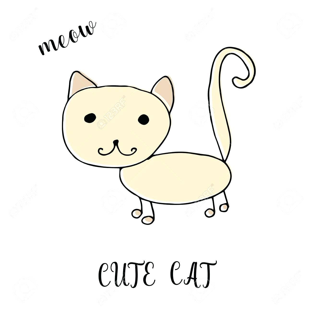 Gambar Cat Drawing Templates At Getdrawings Com Free For Personal