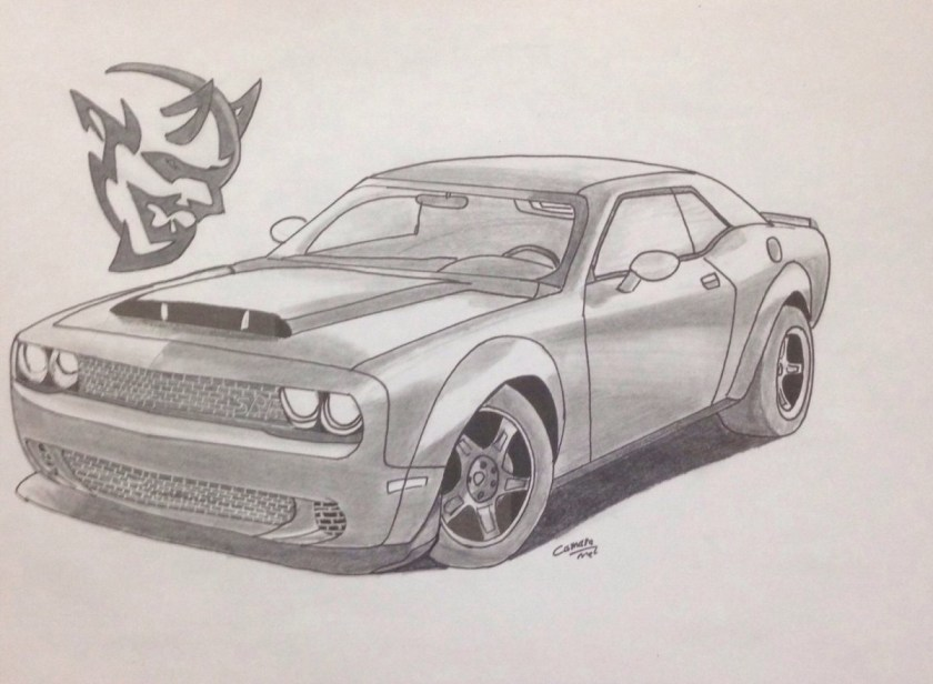 challenger drawing at getdrawings  free download