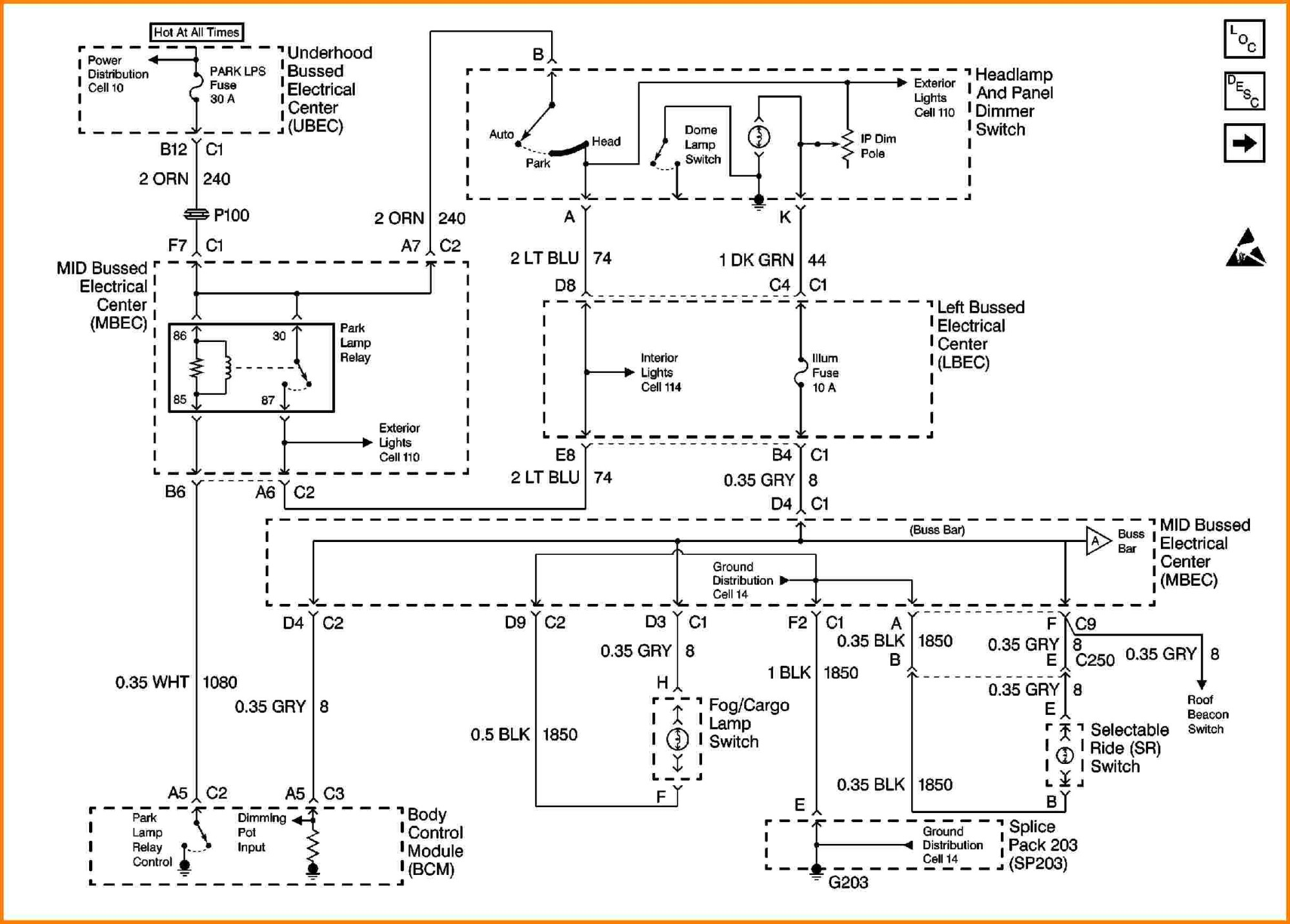hight resolution of 2418x1732 2003 chevy silverado wiring diagram relay cable