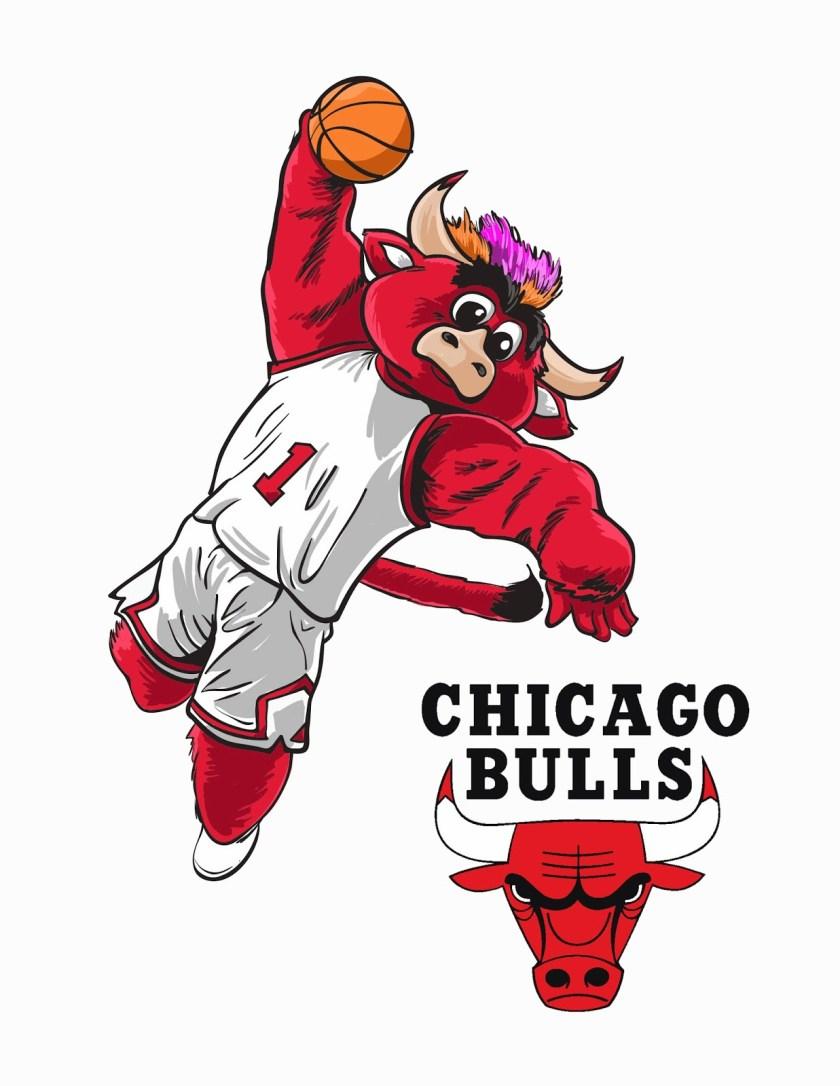 chicago bulls logo drawing at getdrawings  free download
