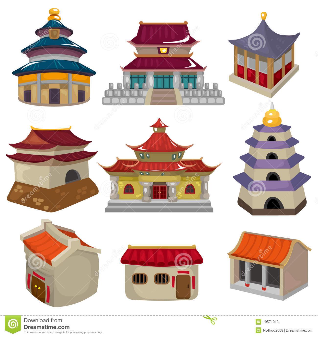 Chinese Pagoda Drawing At Getdrawings