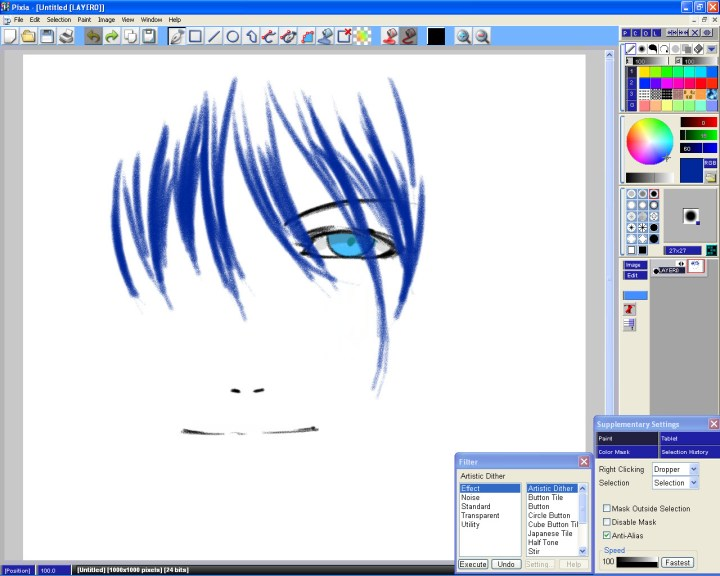 Cartoon drawing software free online for Drawing software online