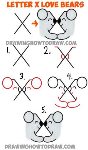 step easy cool drawing drawings interesting getdrawings