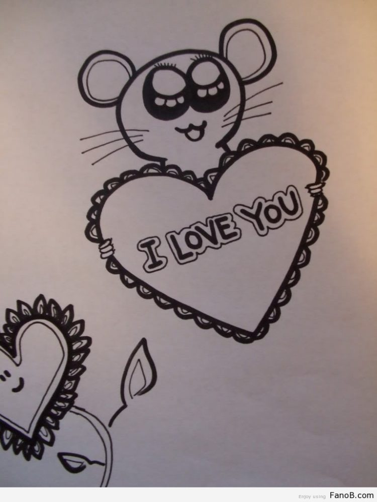 Drawing Ideas For Him : drawing, ideas, Drawing, Ideas, Boyfriend, GetDrawings, Download