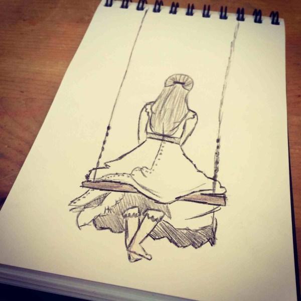 Cute Love Drawing Free