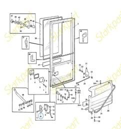 1200x1200 starkpart door lock mechanism 11006991 [ 1200 x 1200 Pixel ]