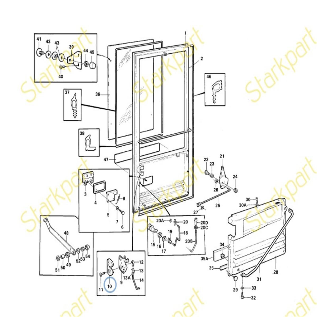 hight resolution of 1200x1200 starkpart door lock mechanism 11006991