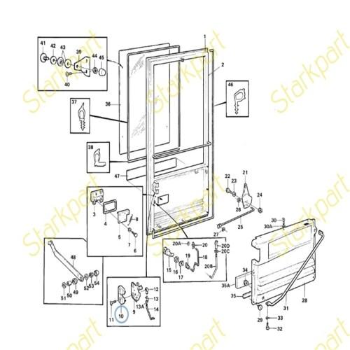 small resolution of 1200x1200 starkpart door lock mechanism 11006991