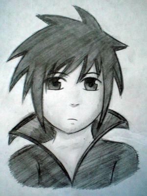 anime drawing guys guy easy boy wierd drawings getdrawings deviantart