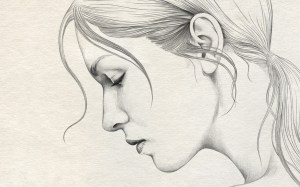 pen easy drawing drawings faces crying getdrawings