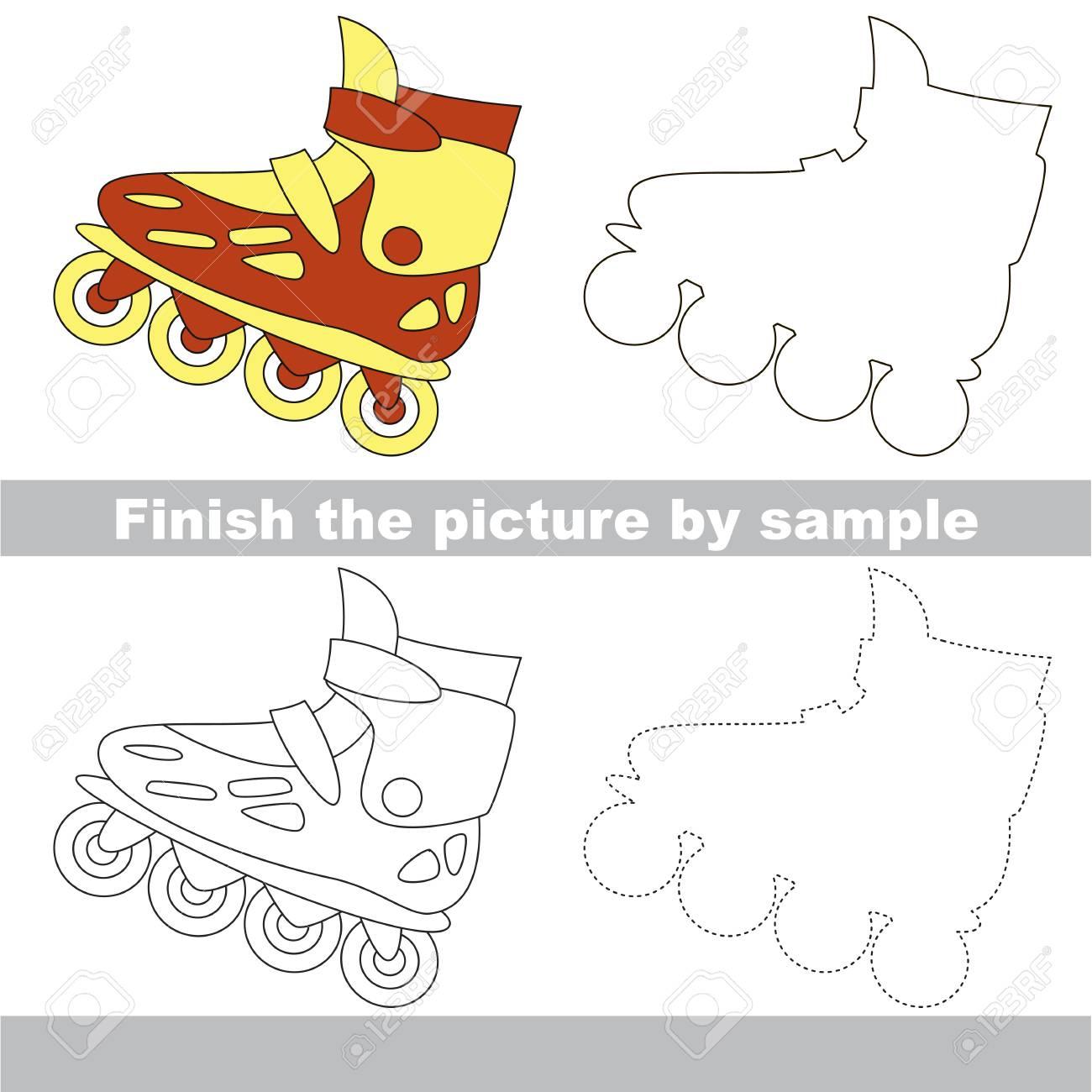 Easy Shoe Drawing At Getdrawings