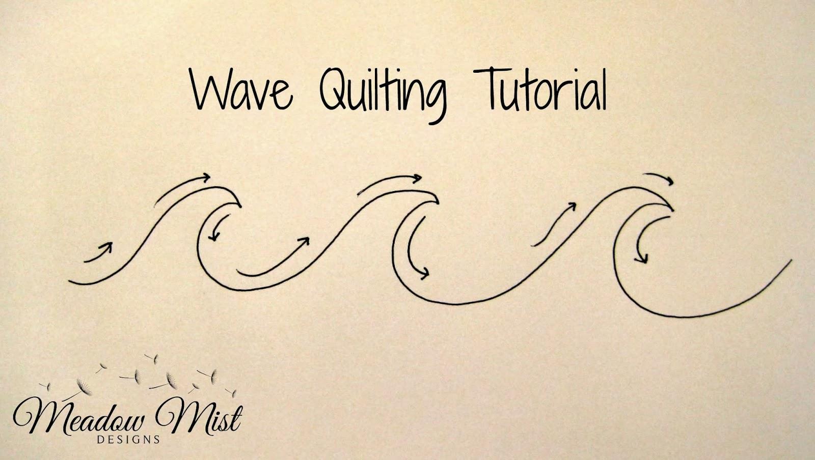 Easy Wave Drawing At Getdrawings