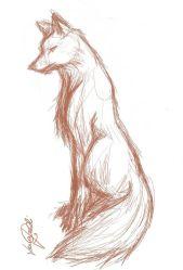 wolf drawing easy tutorial anime getdrawings