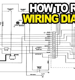 1280x720 how to read an electrical wiring diagram [ 1280 x 720 Pixel ]