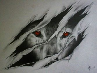 wolf epic drawing cool draw getdrawings
