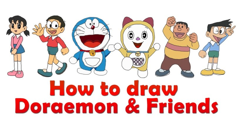 images of doraemon and friends imaganationface org