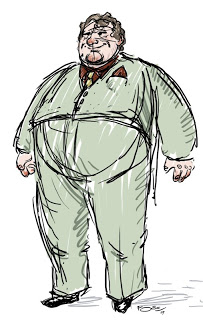 How To Draw A Fat Man : Drawing, GetDrawings, Download