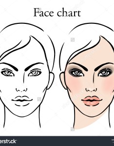 pin by dahlia james on headbands pinterest also female face drawing template at getdrawings free for personal rh