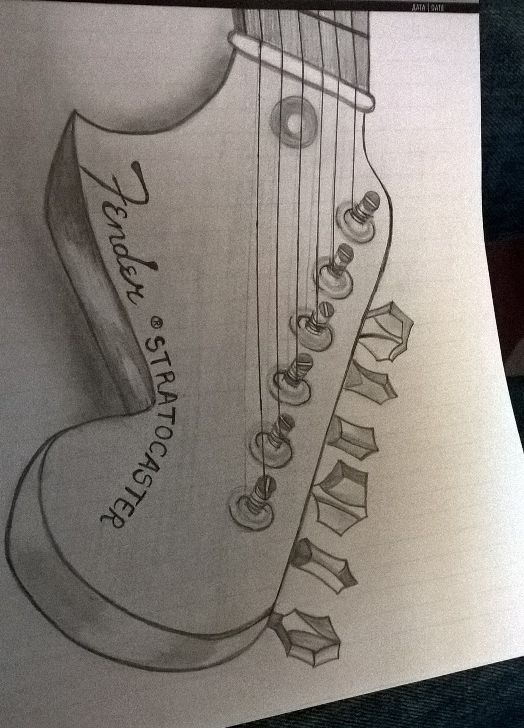 hight resolution of 1840x2554 fender stratocaster drawing instruments drawings