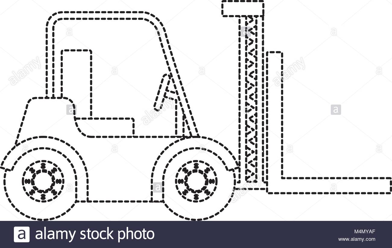 hight resolution of 1300x823 forklift black and white stock photos amp images