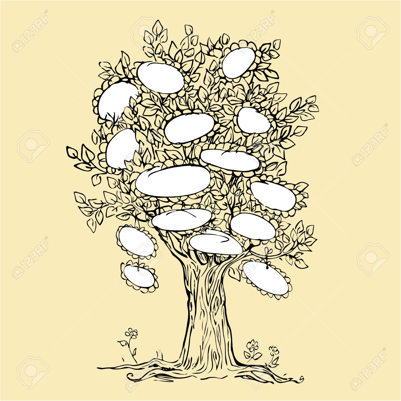 family tree photo frames editing online free framess co