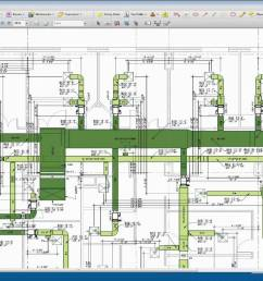 hvac drawing plans wiring diagram datahvac drawing at free for personal use [ 1280 x 720 Pixel ]
