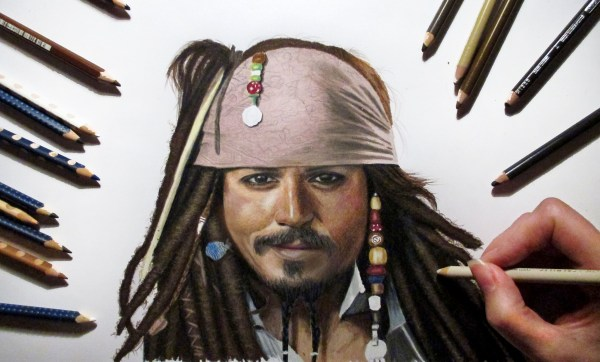 Jack Sparrow Drawing Free Personal Of Choice
