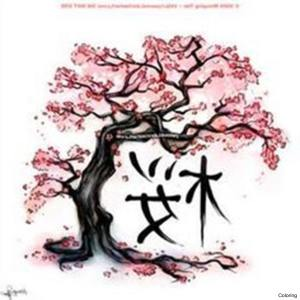 blossom cherry tree japanese drawing simple outline sakura draw sketch coloring trees getdrawings sketches paintings paintingvalley