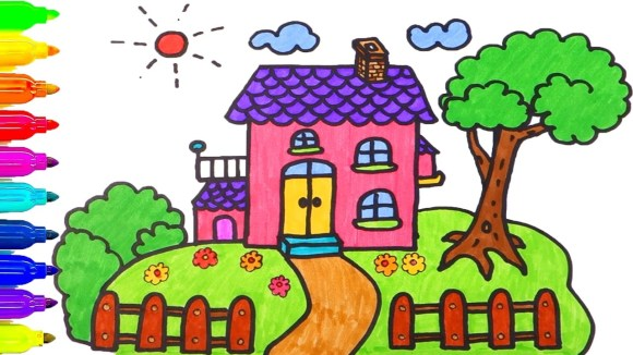 Kids Drawing at GetDrawings | Free download