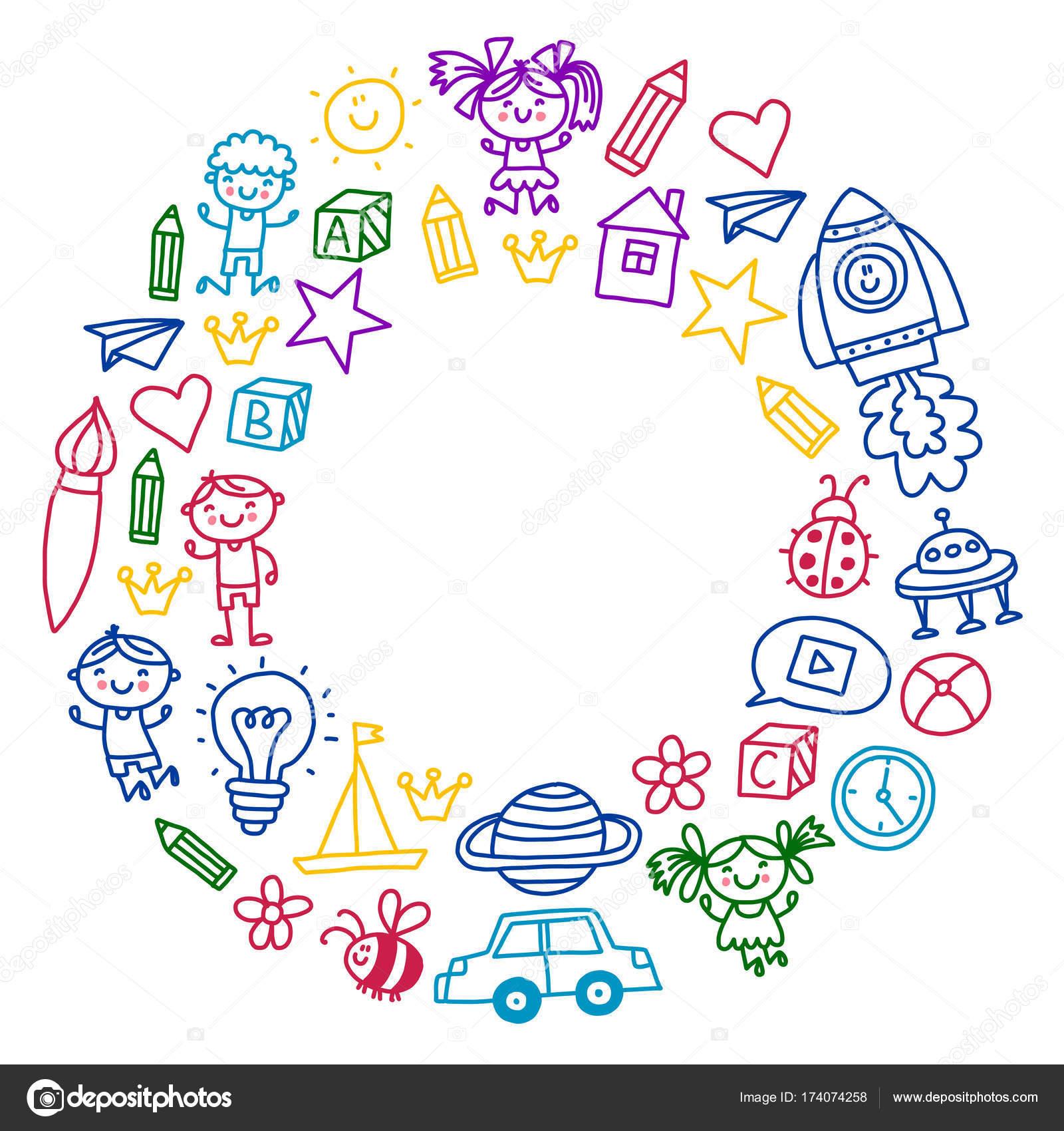 Worksheet Imagination Drawings