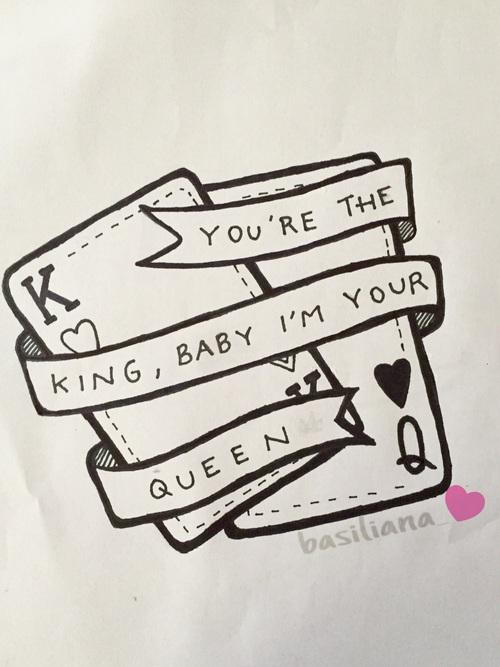 King And Queen Drawings : queen, drawings, Queen, Drawing, GetDrawings, Download